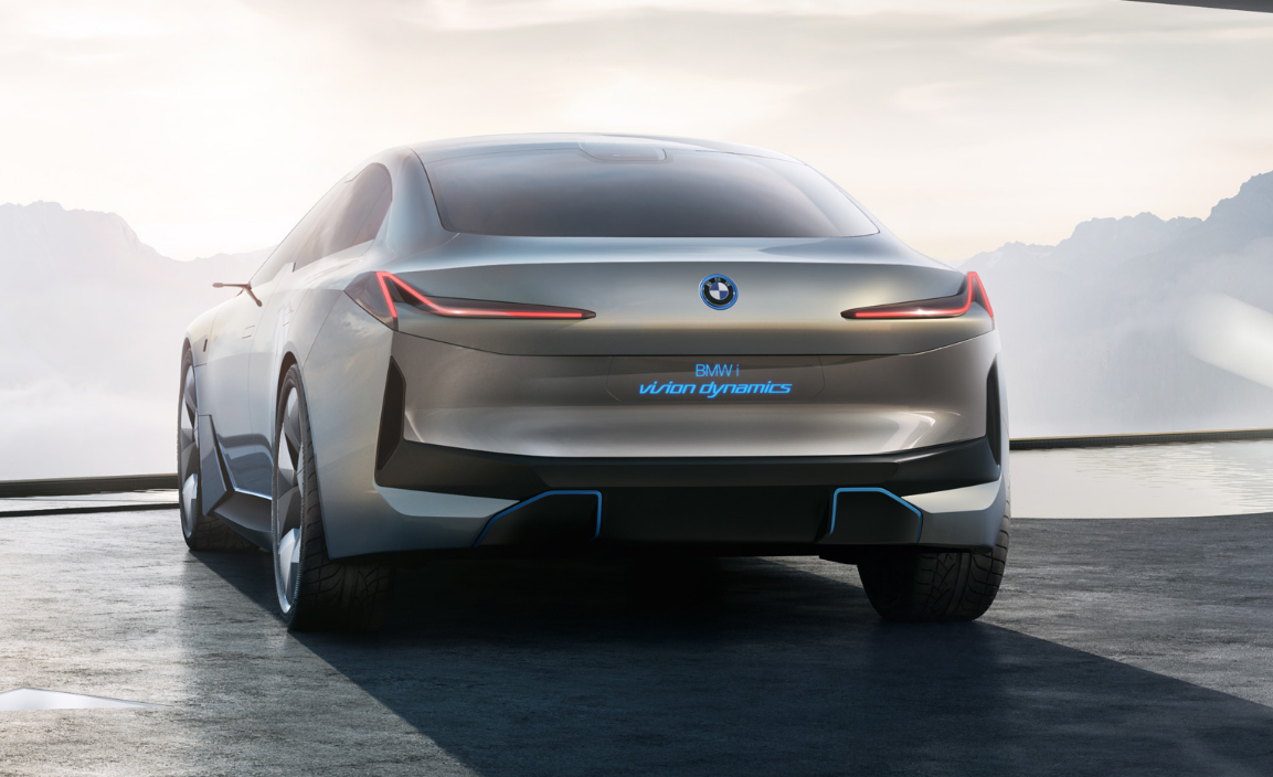 BMW i4 - i Vision Dynamics