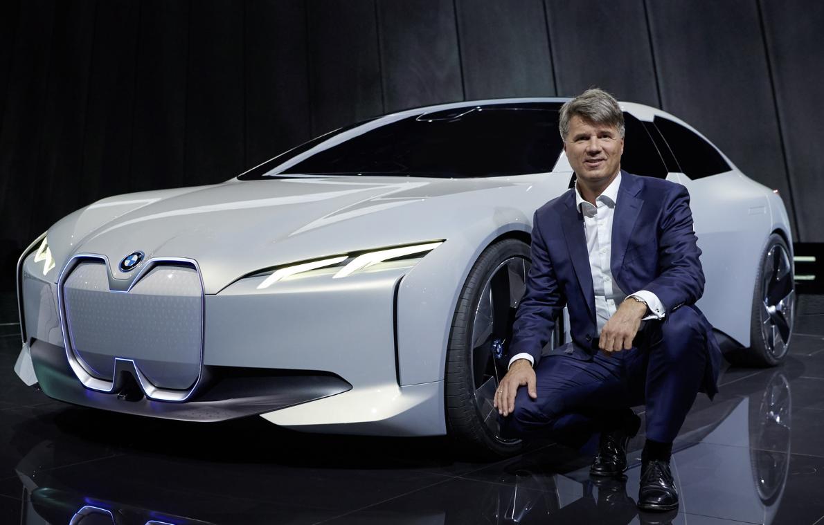 Генеральный директор BMW Group Харальд Крюгер